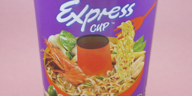 Mamee Express Cup Tom Yam