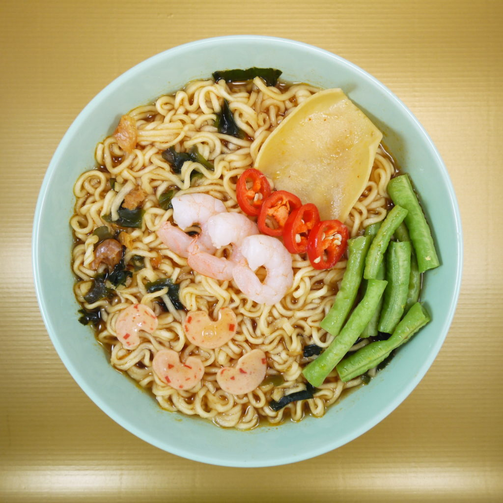how to cook oriental style noodles
